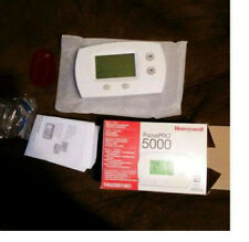Honeywell TH5220D1029 Focus Pro 5000 Non-Programmable Digital Home Thermostat