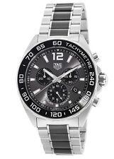 New Tag Heuer Formula 1 Quartz Chronograph 43mm Men's Watch CAZ1011.BA0843