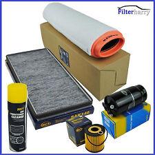 Inspektionspaket Filterset Filtersatz BMW X5 E53 3,0D 135kW 184PS +Klimareiniger