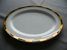 "Aynsley Empress Laurel 13.75"" Oval Meat/Serving Platter - Superb"