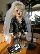 """Tiffany The Bride of Chucky 23"""" doll 1998 Movie Collectible w Sound Spencer Gift"""