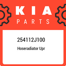 254112J100 Kia Hoseradiator upr 254112J100, New Genuine OEM Part