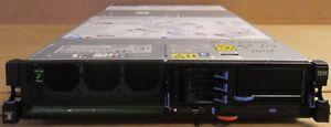 IBM Power 710 8231-E1D 1x Quad Core Power7+ 3.6GHz 220GB 8GB DVD RW 2U Server