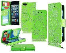 Cover e custodie verde in pelle Sony per cellulari e palmari