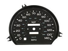 1978-1982 Corvette 140 MPH Speedometer Face