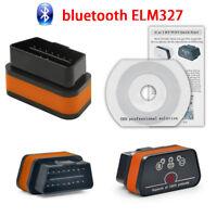 Car ELM327 Bluetooth Diagnostics Scanner OBD2-connector wireless connection MINI