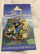 Piece of Disney History Pin Mickey & Minnie Dance Hall LE 1500 WDW