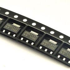 100Pcs AMS1117-3.3 LM1117 3.3V 1A SOT-223 Voltage Regulator