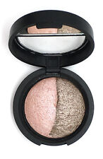 Laura Geller Baked Marble Eye Shadow Duo - Color: Fresco/Sable  1.8g