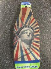 Statue Of Liberty American American Pride Beer Cozy