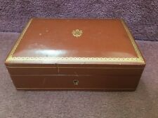 Vintage Jewellery Box - No Key