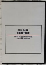 "The Bradley Method Teacher's DVD US NAVY Obstetrics 1960s ""Twilight Births"""