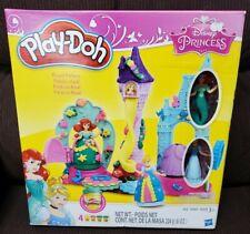 Play-Doh Royal Palace Playset Disney Princess Cinderella and Ariel New