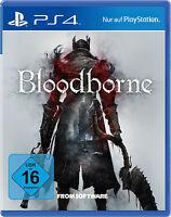 Bloodborne neu PS4-Spiel