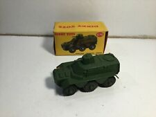 Dinky 676 Armoured Personnel Carrier Tank within Its Original Box