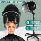 Stand Up Hair Dryer Timer Swivel Hood Caster til Salon Beauty Professional ny