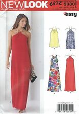 New Look 6372 Misses' Dresses  6 to 18     Sewing Pattern