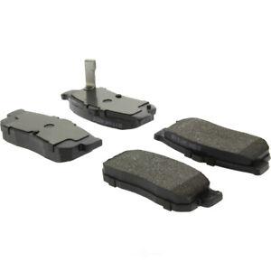 Disc Brake Pad Set-C-TEK Ceramic Brake Pads Rear Centric 103.05400