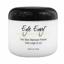 Eye Envy Tear Stain Remover Application Powder for Cats & Dogs 4 Oz (113 G)
