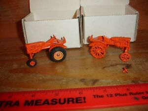 1/43 Allis Chalmers Pewter Tractors