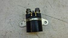 1984 Suzuki GS450L GS 450 L S588' starter solenoid working