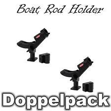 > Doppelpack Berkley Bootsrutenhalter Boat Rod Holder