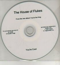 (CJ95) The House of Flukes, You're Cool - DJ CD