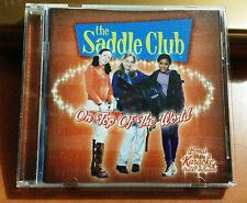 THE SADDLE CLUB - ON TOP OF THE WORLD - ORIGINAL CD SOUNDTRACK