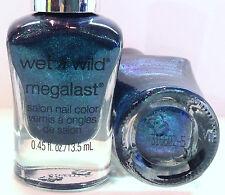 Wet N Wild Megalast Salon Nail Polish # 34291 Sea Ya' Soon VHTF
