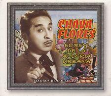 Chava Flores El rey de La Alegria Urbana Tesoros de Coleccion 3CD BOX SET New