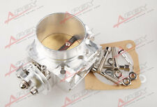 For Mitsubishi Lancer EVO 4 5 6 ECLIPSE DSM 4G63 Engineering 70mm Throttle Body