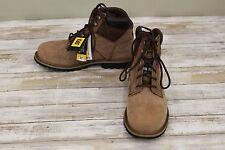 "CATerpillar Men's Electric 6"" Steel Toe Drifted Work Boots Size 11"