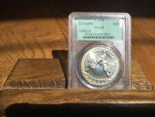 Beautiful 1988-D (ICG-MS68) Olympic Silver Dollar