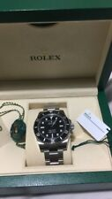 Brand New with Box & Papers 2018 Rolex Submariner 114060 Oyster 40mm  Watch