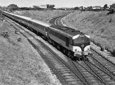 PHOTO  1988 CIE 001 CLASS LOCO TRAIN 019 AT GLASNEVIN JUNCTION A CIE 001 CLASS L