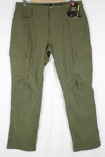 Under Armour Men's Tactical Guardian Cargo Pants Marine Green 1316930 390