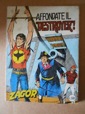 ZAGOR Zenith n°214 ed. Bonelli [G643 r-1] -  Buono