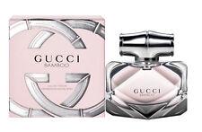 Gucci Bamboo By Gucci 2.5 Oz Eau De Parfum Spray NIB Sealed Perfume For Women