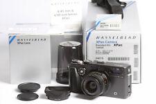 Hasselblad X-pan con Hasselblad 4/45 lens