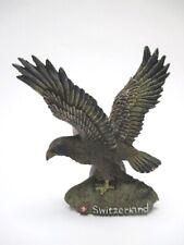Aigle Eagle Suisse Poly Aimant Souvenir Réfrigérateur Suisse