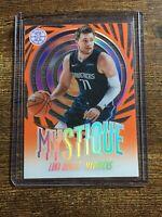Luka Doncic Mystique Orange Acetate SP 2020 NBA Illusions Dallas Mavericks!