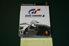New ListingGran Turismo 4 (Playstation 2 Ps2) New Sealed Black Label Y-Fold W/Upc, Mint!