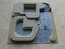 LEGO 3D PLATTE BAUPLATTE GRUNDPLATTE 25,5 x 25,5 CM aus Set 6092 Pharao Adventur