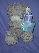 ME TO YOU TATTY TEDDY  HOLDING PRESENTS WITH ORIGINAL TAG