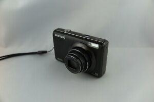 Samsung PL Series PL60 10.2MP Digitalkamera -Schwarz Teil-defekt  -Vom Händler-
