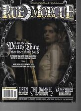 Rue Morgue #172 Siren The Damned Oz Perkins I am the Pretty Thing 2016