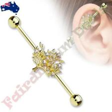 Industrial Ear Piercing Rings