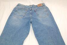 """Levi's 512 Women's 12S (30W,28L,11""""Rise) Classic Slim Tapered Denim Jeans #R311"""