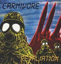 Carnivore - Retaliation [New CD]