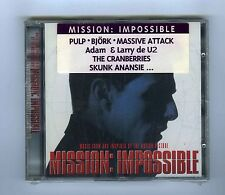 CD (NEW) OST MISSION IMPOSSIBLE PULP BJORK CRANBERRIES MASSIVE ATTACK